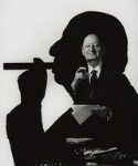 Lew Grade, Baron Grade, by Cornel Lucas, 1996 - NPG  - © estate of Cornel Lucas