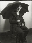 Sir Stanley Spencer, by Ida Kar, 1954 - NPG  - © National Portrait Gallery, London