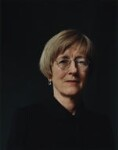 Dame Frances Anne Cairncross, by Adam Broomberg and Oliver Chanarin, 17 February 2005 - NPG  - © National Portrait Gallery, London