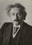 Albert Einstein, by Walter Benington, for  Elliott & Fry, 18 May 1928 - NPG  - © National Portrait Gallery, London