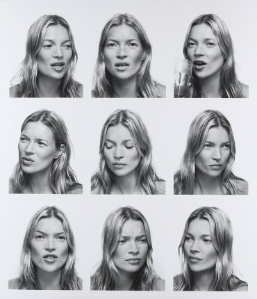 Model Kate Moss by Photographer Corinne Day