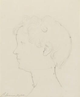 Louisa Jane (née Russell), Duchess of Abercorn, by Sir Francis Leggatt Chantrey, 1817 - NPG 316a(105) - © National Portrait Gallery, London
