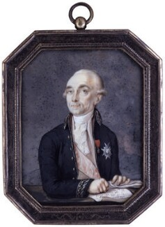 Sir John Francis Edward Acton, 6th Bt, by Peter Edward Stroehling - NPG 4082