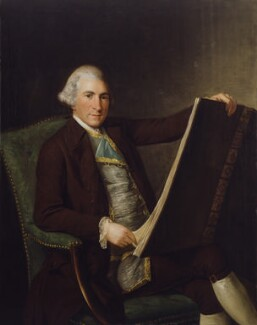 Robert Adam, attributed to George Willison - NPG 2953