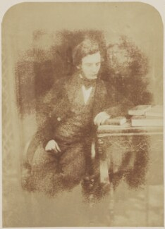 Robert Adamson, by David Octavius Hill, and  Robert Adamson - NPG P6(181)