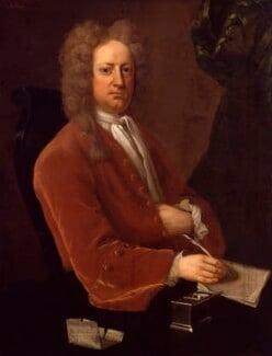 Joseph Addison, by Michael Dahl - NPG 714