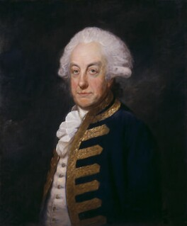 Philip Affleck, by Lemuel Francis Abbott, circa 1793 - NPG 1579 - © National Portrait Gallery, London