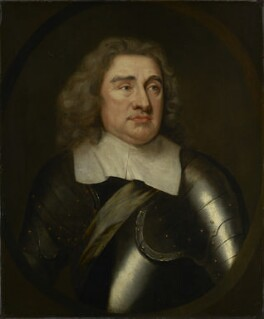 George Monck, 1st Duke of Albemarle, after Samuel Cooper - NPG 154