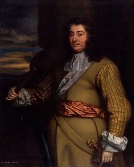George Monck, 1st Duke of Albemarle, studio of Sir Peter Lely, based on a work of circa 1665-1666 - NPG 423 - © National Portrait Gallery, London