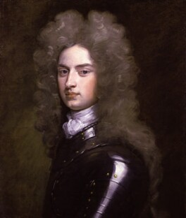 Arnold Joost van Keppel, 1st Earl of Albemarle, by Sir Godfrey Kneller, Bt - NPG 1625