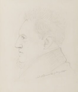 William Charles Keppel, 4th Earl of Albemarle, by Sir Francis Leggatt Chantrey - NPG 316a(2)