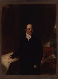 Daniel Asher Alexander, by John Partridge - NPG 4827