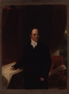 Daniel Asher Alexander, by John Partridge, circa 1818 - NPG 4827 - © National Portrait Gallery, London