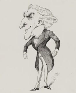 Sir George Alexander (George Samson), by Harry Furniss - NPG 4095(1)