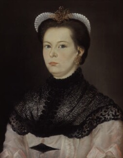 Ann Allan (née Nicholson), by Unknown artist - NPG 4308