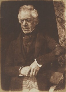 Sir William Allan, by David Octavius Hill, and  Robert Adamson - NPG P6(55)