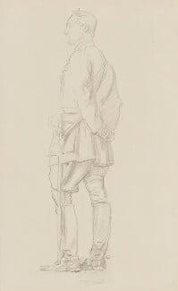 Edmund Henry Hynman Allenby, 1st Viscount Allenby, by John Singer Sargent, circa 1922 - NPG 2908(10) - © National Portrait Gallery, London
