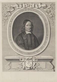 Richard Allestree, by David Loggan, 1684 - NPG 629 - © National Portrait Gallery, London