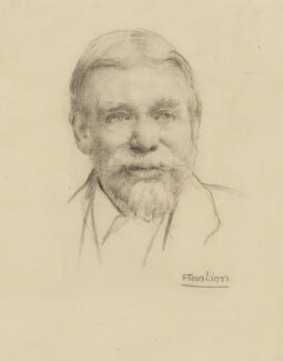 Sir Lawrence Alma-Tadema, by Flora Lion, 1912 -NPG 3946 - © National Portrait Gallery, London