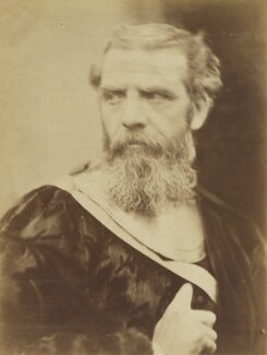 Richard Ansdell, by David Wilkie Wynfield, 1860s -NPG P70 - © National Portrait Gallery, London