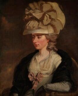 Fanny Burney, by Edward Francisco Burney, circa 1784-1785 - NPG  - © National Portrait Gallery, London