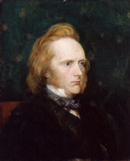 George Douglas Campbell, 8th Duke of Argyll, by George Frederic Watts - NPG 1263