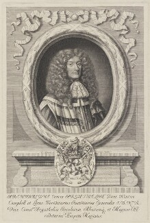 Archibald Campbell, 9th Earl of Argyll, by David Loggan - NPG 630