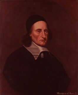 Archibald Campbell, 1st Marquess of Argyll, after David Scougall, 1650s? - NPG 3109 - © National Portrait Gallery, London