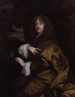 Henry Bennet, 1st Earl of Arlington, after Sir Peter Lely - NPG 1853