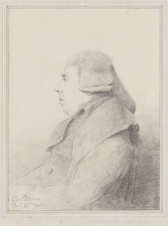 Samuel Arnold, by George Dance - NPG 1135