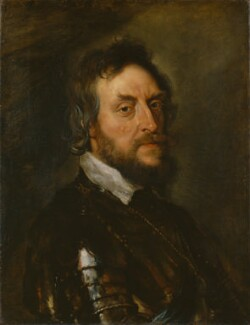 Thomas Howard, 14th Earl of Arundel, by Sir Peter Paul Rubens, 1629 - NPG  - © National Portrait Gallery, London
