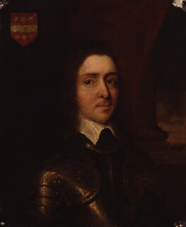 Unknown man, formerly known as John Ashburnham, by Unknown artist, 1647 - NPG 1243 - © National Portrait Gallery, London