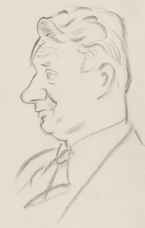 David Astor, by Sir David Low - NPG 4529(3)