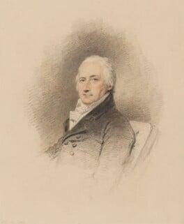 William Eden, 1st Baron Auckland, by Henry Edridge - NPG 122