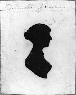 Possibly Jane Austen, by Unknown artist, circa 1810-1815 - NPG 3181 - © National Portrait Gallery, London