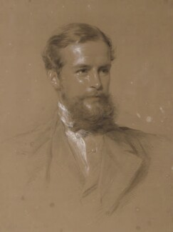 John Lubbock, 1st Baron Avebury, by George Richmond - NPG 4869
