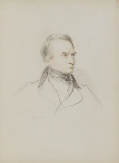 Charles Babbage, by William Brockedon - NPG 2515(33)