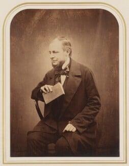 (Charles) Cardale Babington, by Maull & Polyblank - NPG P106(10)