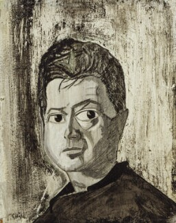 Francis Bacon, by Reginald Gray - NPG 5135