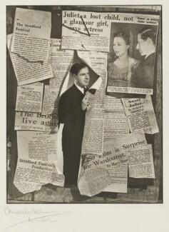 Peter Stephen Paul Brook, by Angus McBean, circa 1959 - NPG  - Angus McBean Photograph. © Harvard Theatre Collection, Harvard University.