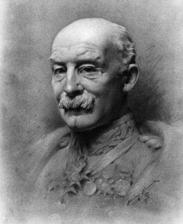 Robert Baden-Powell, by Shirley Slocombe, 1916 - NPG 4100 - © National Portrait Gallery, London