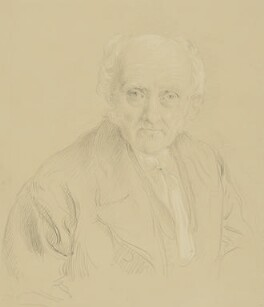 Samuel Bagster the Elder, by John Linnell - NPG 1816