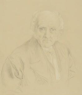 Samuel Bagster the Elder, by John Linnell, circa 1852 - NPG 1816 - © National Portrait Gallery, London