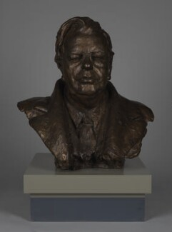 John Logie Baird, by Donald Gilbert - NPG 4125