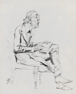 Arthur James Balfour, 1st Earl of Balfour, by Harry Furniss - NPG 3338