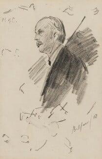 Arthur James Balfour, 1st Earl of Balfour, by Sydney Prior Hall, 1903 - NPG 2331 - © National Portrait Gallery, London