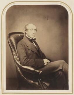 John Hutton Balfour, by Maull & Polyblank - NPG P120(43)