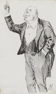 Sir Robert Stawell Ball, by Harry Furniss - NPG 3417