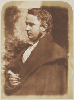 James Ballantyne, by David Octavius Hill, and  Robert Adamson - NPG P6(82)