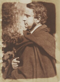 James Ballantyne, by David Octavius Hill, and  Robert Adamson - NPG P6(95)